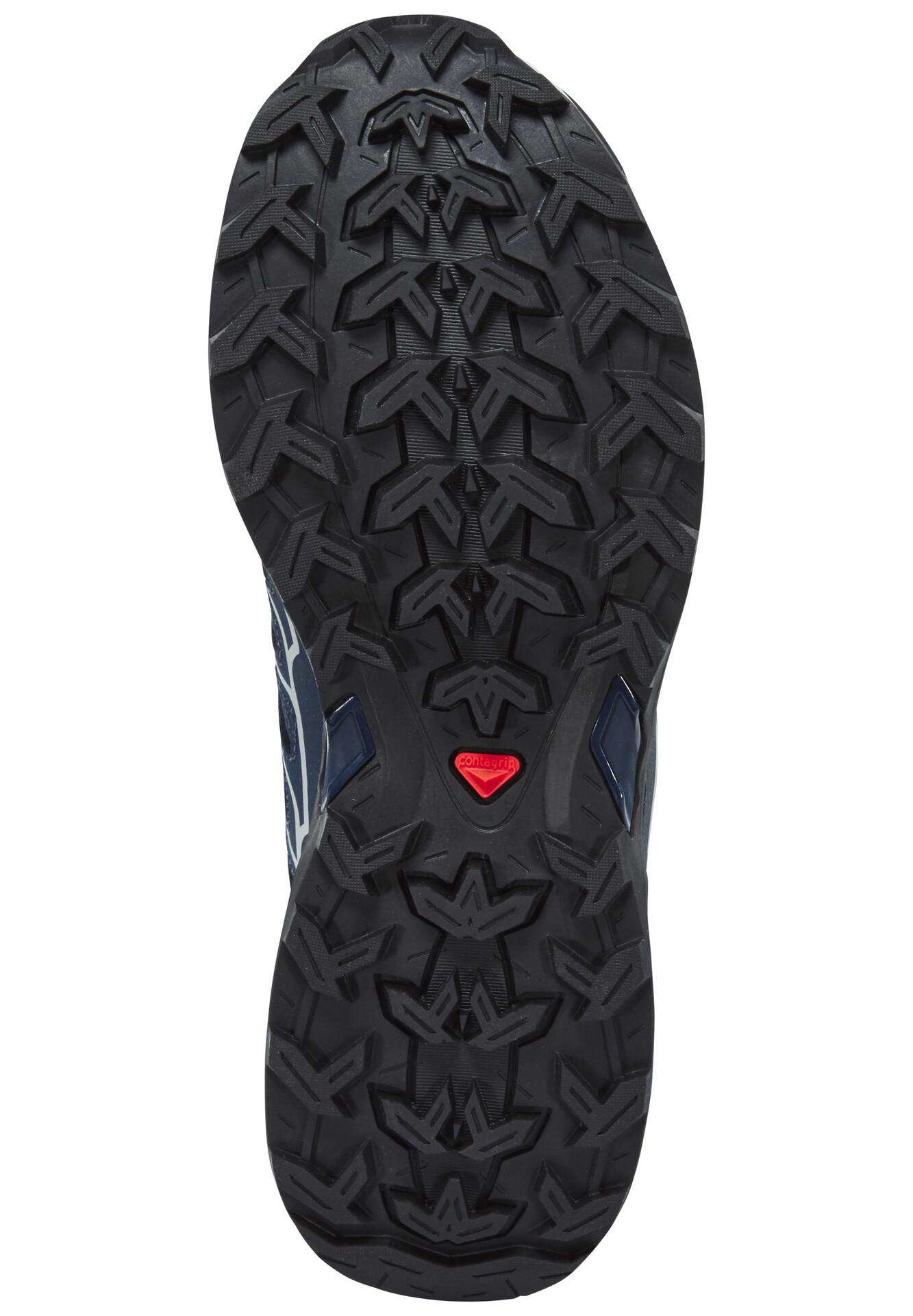 2 Chaussures sur Salomon X Ultra CAMPZ GTX Femme bleu 8nO0wPkX